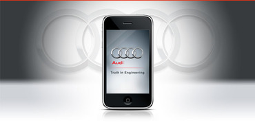 Audi iPhone Comp