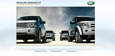 Land Rover 2009MY CD